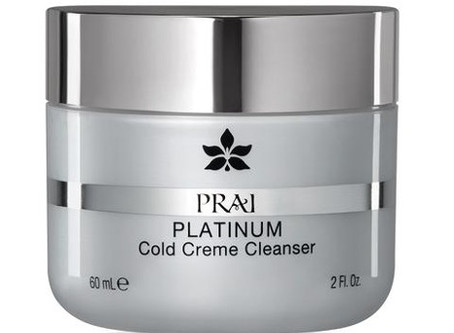 2/15/2020 Product of the Day! Prai Beauty Platinum Cold Creme Cleanser