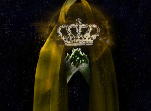 King in Yellow poster