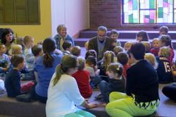 Kids Church 2 5-14-14