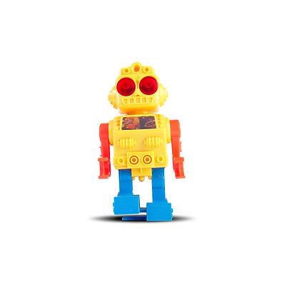 Robot jaune