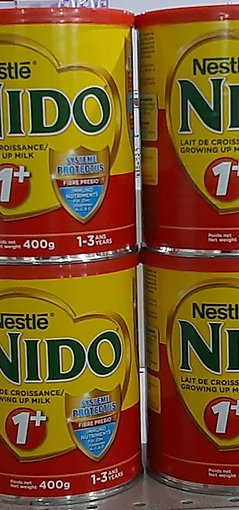 Nestle Nido One Plus 400g BOX