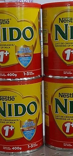 Nestle Nido One Plus 400g BOX
