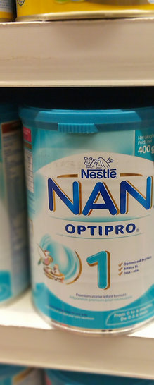 Nestle Nan 1 - 3  400g BOX