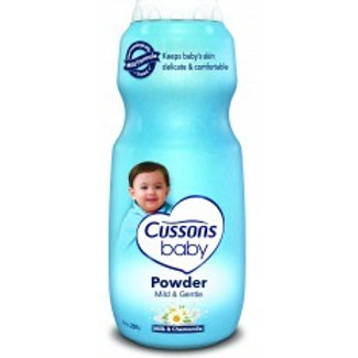 cussons baby powder