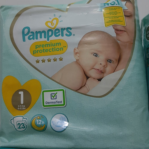 Pampers Diaper for 2kg to 5kg babies