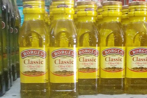 Borges Classic Oil Small 125g