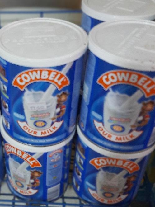 Cowbell powdered Milk 400g