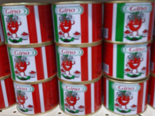 Gino Tin Tomatoes
