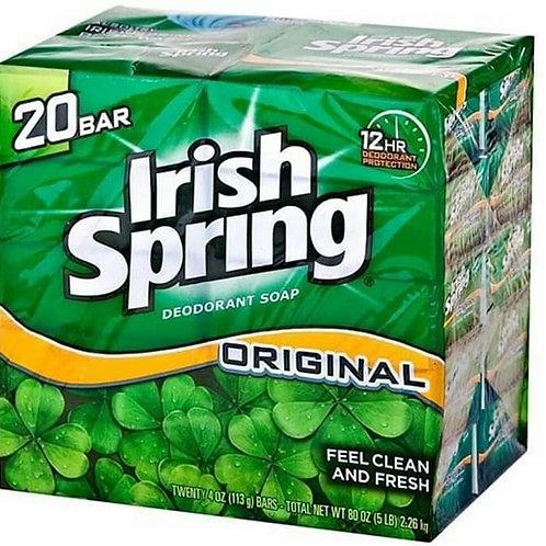Irish Spring 3 bars
