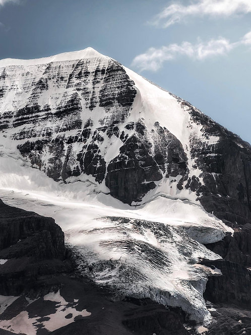 Alberta Mountain Peak