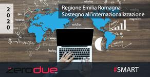 EMILIA ROMAGNA - SOSTEGNO ALL'INTERNAZIONALIZZAZIONE