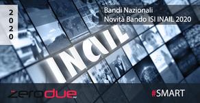 NOVITA' BANDO ISI INAIL 2020