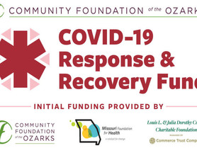 Perry County Community Foundation awarded $10,000 for Coover Regional Recovery Program
