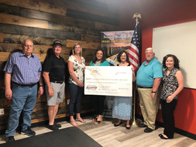 PCCF Awards Coover Regional Recovery Grants