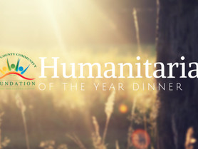 2021 Humanitarian Award Dinner Tickets Now On Sale
