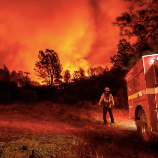 S8E2 | Through Smoke and Flames