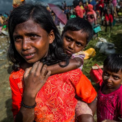 S7E4 | The Truths of the Rohingya Crisis