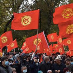S8E4   Kyrgyzstan: A Central-Asian Beacon of Democracy?