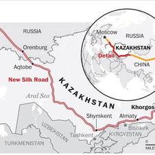 S3E3   Central Asia, Center Stage