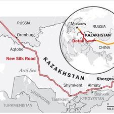 S3E3 | Central Asia, Center Stage