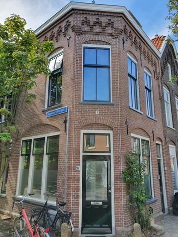 Schilderwerk te Delft