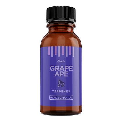 GRAPE APE terpene profile