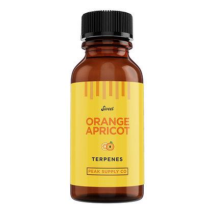 ORANGE APRICOT terpene profile