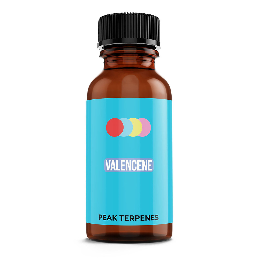 Valencene Terpene Isolate by Peak Supply Co