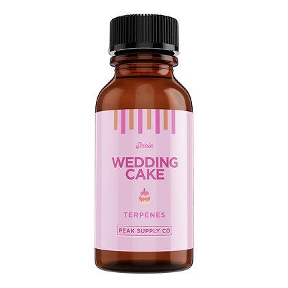 WEDDING CAKE terpene profile