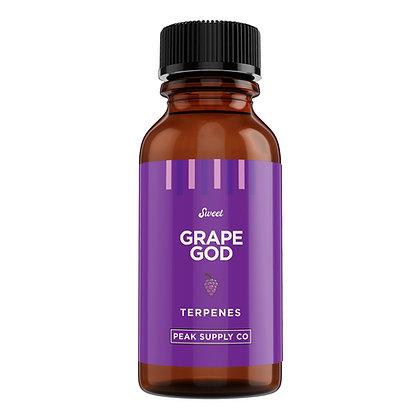 GRAPE GOD terpene profile