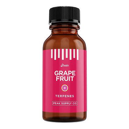 GRAPE FRUIT terpene profile