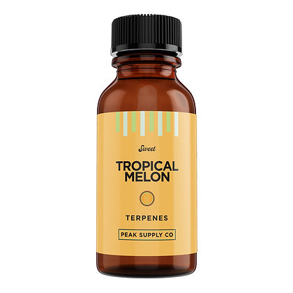 Tropical Melon terpene profile