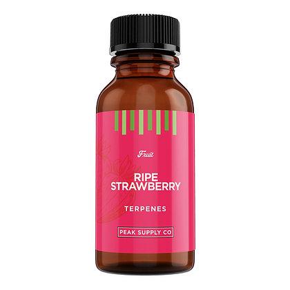 Ripe Strawberry terpene profile