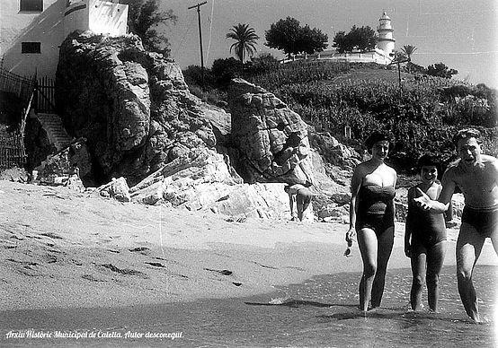 els inicis del turisme a Calella