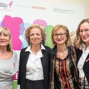 """Apre a Bologna """"Donne al Centro"""", il nuovo Spazio Polifunzionale di Komen Italia."""