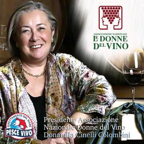 Da Pescheria Pesce Vivo, il vino delle ... Donne del Vino!
