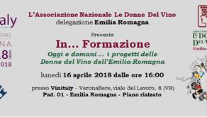 Le Donne del Vino dell'Emila-Romagna .. In… Formazione!