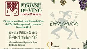 Le Donne del Vino Emilia-Romagna a ENOLOGICA 2019