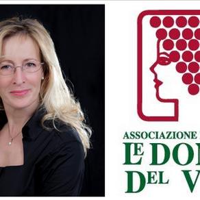 Antonietta Mazzeo: L'Associazione Nazionale Le Donne del Vino! uno dei sodalizi più attivi e vivaci