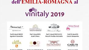 LE DONNE DEL VINO dell'EMILIA-ROMAGNA al VINITALY 2019