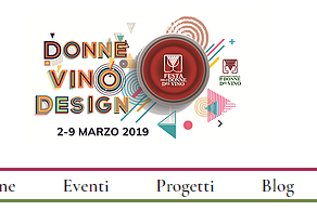 Sito Web dell'Associazione Nazionale Le Donne del Vino Emilia Romagna