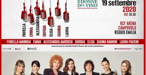 Le Donne del Vino dell'Emilia-Romagna a «Una, nessuna, centomila».