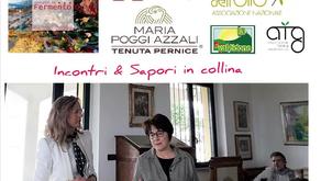 Incontri & Sapori in Collina - aspettando Gioielli in Fermento 2019