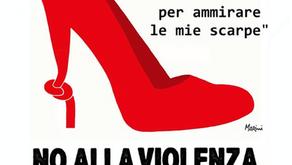 Il NO delle Donne del Vino Emilia Romagna alla violenza contro le donne.