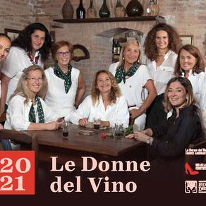 Il Calendario delle Donne del Vino dell'Emilia-Romagna