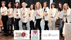 CALICI DI DONNE 2019 Le Donne del Vino dell'Emilia-Romagna in festa!