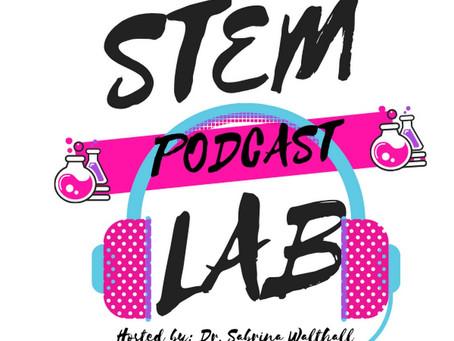 Lab Rascals Founder Tondalaya Takapu featured on STEM lab Podcast!