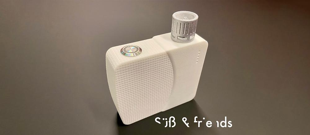 Elektronikgehäuse 3D-Druck