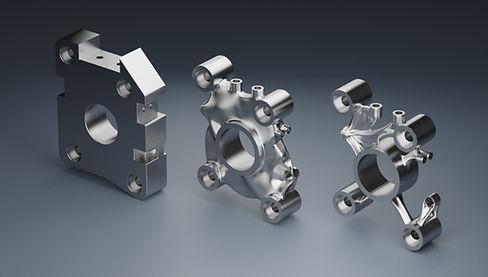 Generatives Design und Topologieoptimierung für 3D-Druck