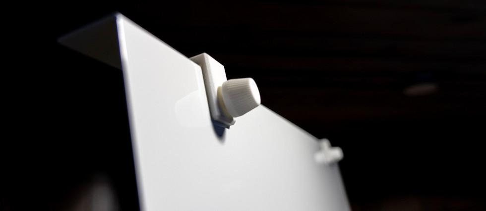 Fiume Flipchart: 3D-Druck verbindet Funktionalität mit minimalistischem Design
